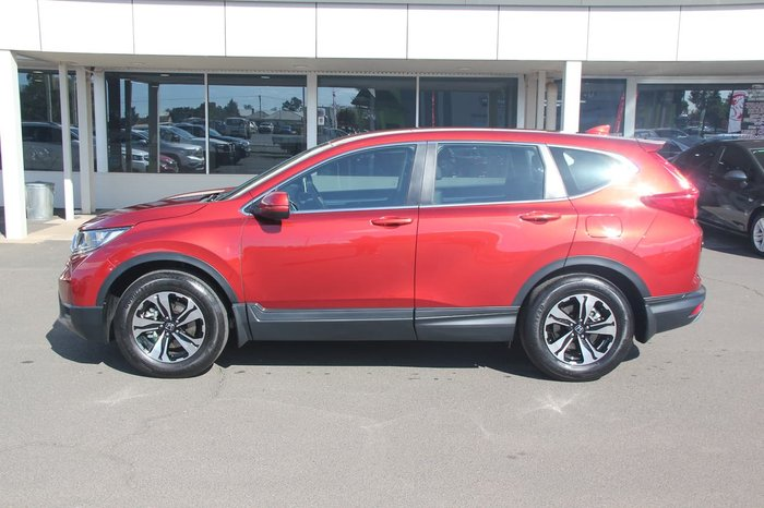 2019 Honda CR-V Vi RW MY20 Red