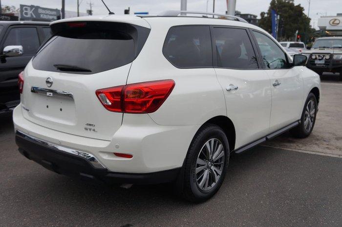 2019 Nissan Pathfinder ST-L R52 Series III MY19 4X4 On Demand White