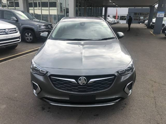 2018 Holden Commodore RS ZB MY18 GREY