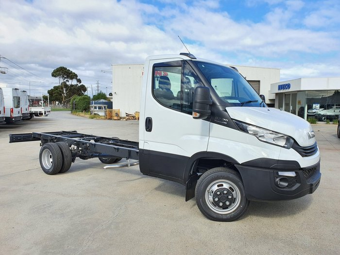 2020 Iveco Daily 50C17 null White
