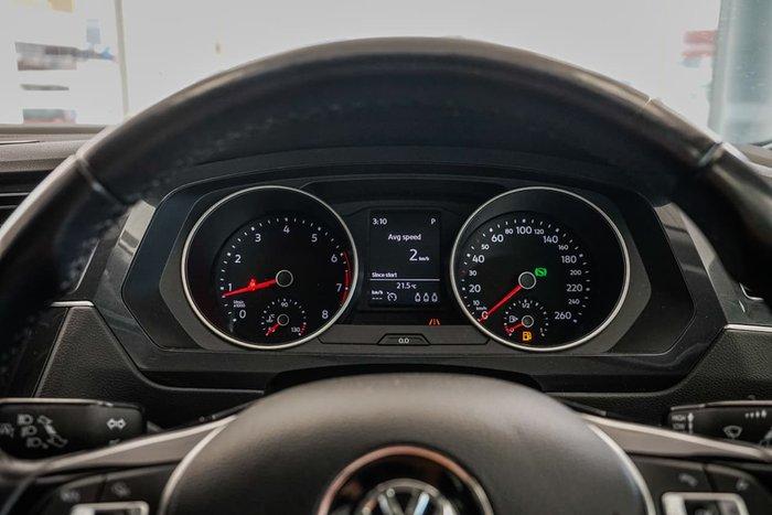 2017 Volkswagen Tiguan 110TSI Trendline 5N MY17 White