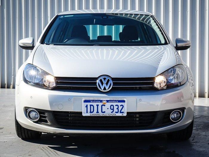 2010 Volkswagen Golf 118TSI Comfortline VI MY10 Silver