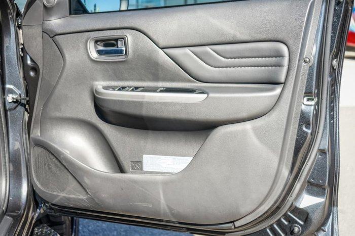2020 Mitsubishi Triton GLS MR MY20 4X4 Dual Range Grey