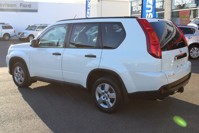 2009 Nissan X-TRAIL ST T31 4X4 On Demand White