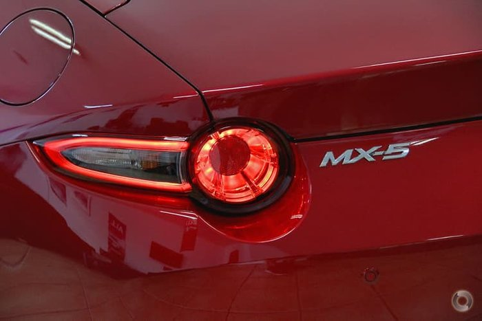2019 Mazda MX-5 GT ND Red