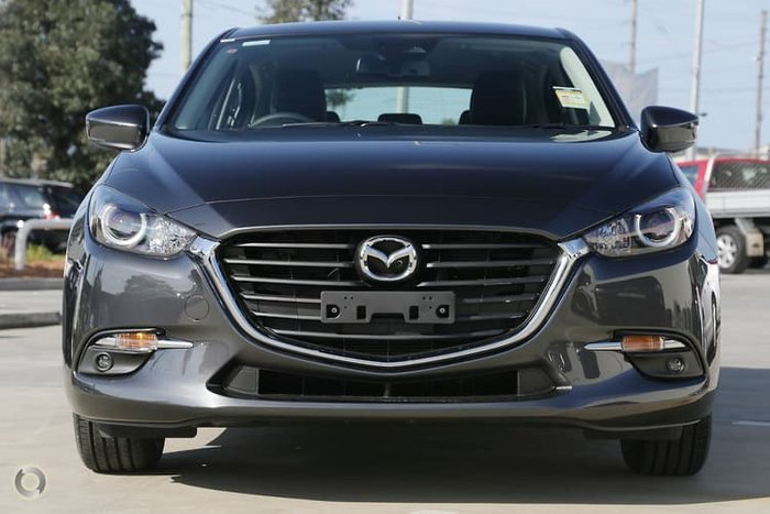 2020 Mazda 3 G20 Touring BP Series Grey
