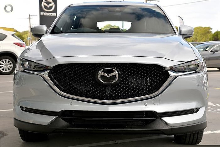 2019 Mazda CX-5 Akera KF Series 4X4 On Demand Silver