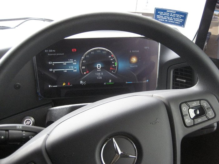 2020 MERCEDES-BENZ 2663 STREAMSPACE & CLASSIC null null White