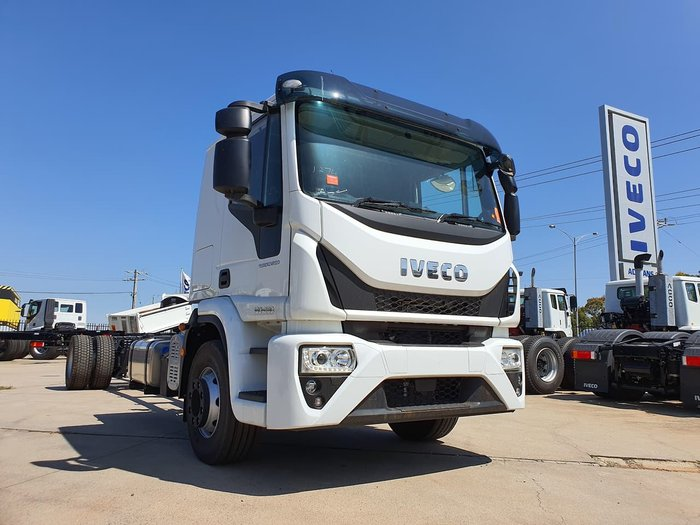 2021 IVECO ML160 EEV SLEEPER AUTO WITH FRIDGE null null White