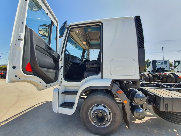 2021 IVECO ML160 EEV SLEEPER AUTO WITH FRIDGE & VENTILATED DRIVER SEAT White