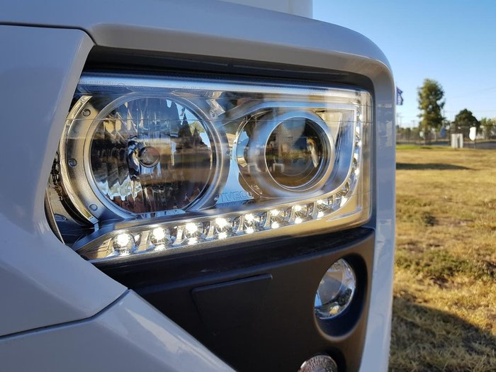 2020 IVECO ML120 SLEEPER CAB MANUAL 250HP null null White
