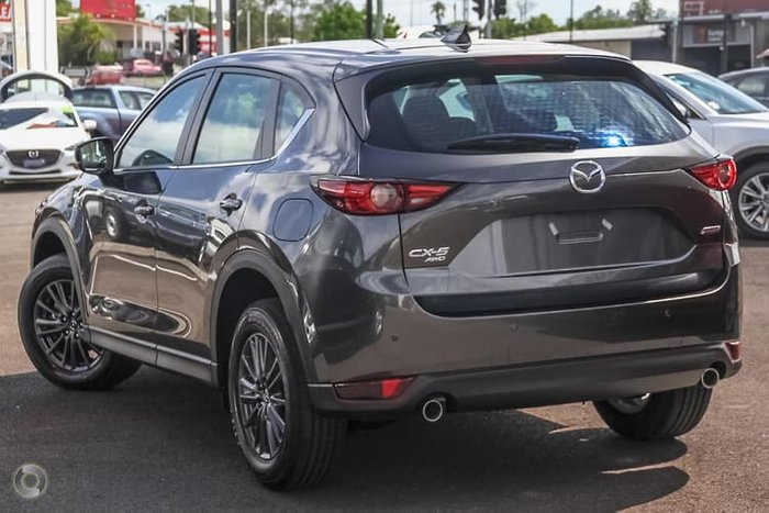 2019 Mazda CX-5 Maxx Sport KF Series 4X4 On Demand Grey