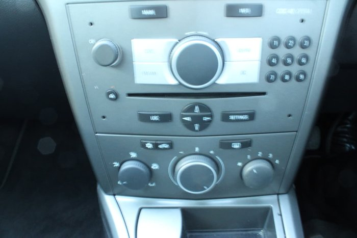 2006 Holden Astra CDX AH MY06 Silver