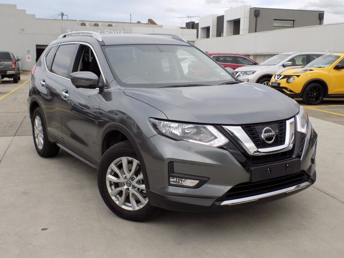 2019 Nissan X-TRAIL ST-L T32 Series II Grey