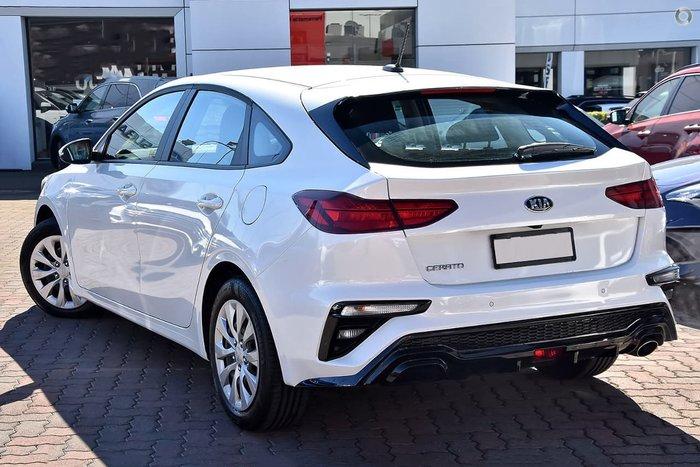 2020 Kia Cerato S BD MY20 White