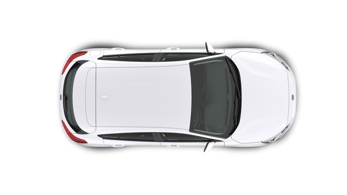 2019 Ford Focus Trend SA MY20.25 White