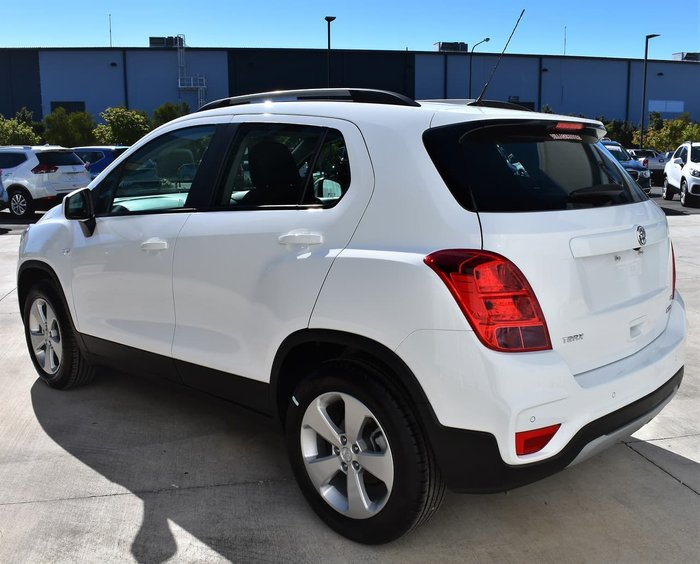 2019 Holden Trax LS TJ MY20 White
