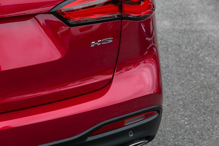 2020 MG HS Excite SAS23 MY20 Red