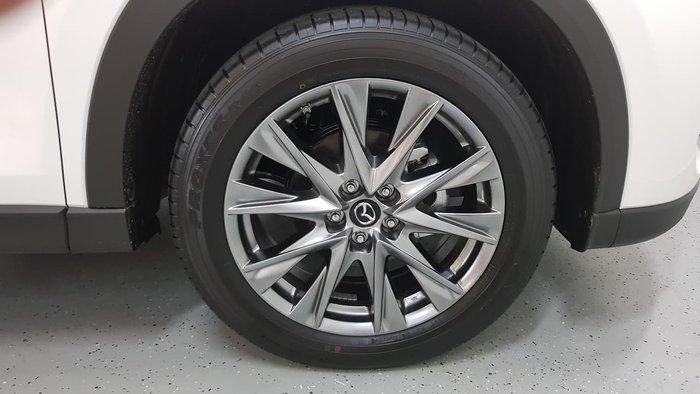 2020 Mazda CX-5 Akera KF Series 4X4 On Demand White