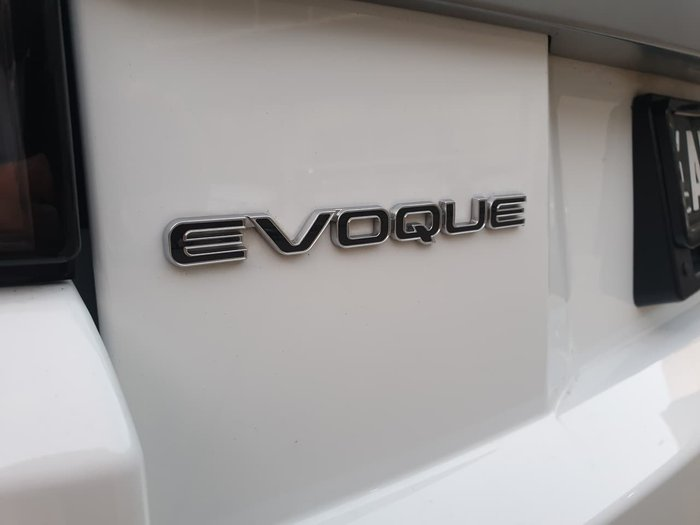 2015 Land Rover Range Rover Evoque TD4 150 Pure L538 MY16 4X4 Constant White
