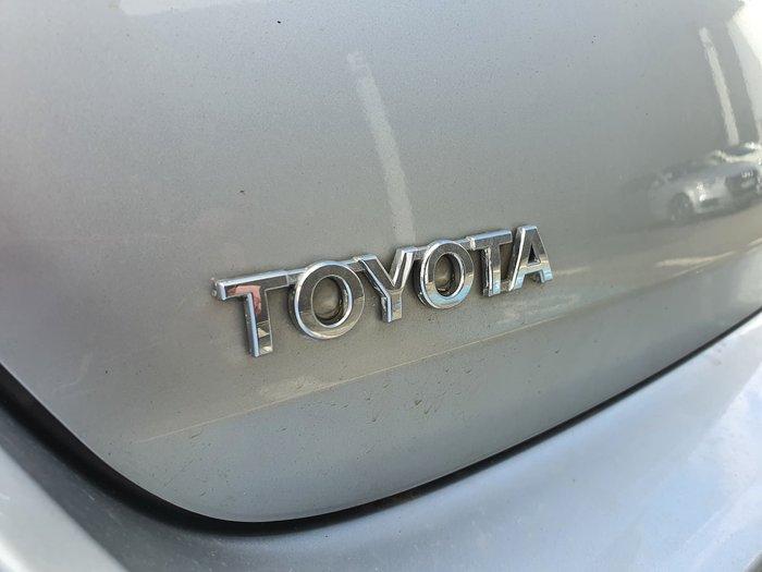 2013 Toyota Corolla Ascent Sport ZRE182R Silver