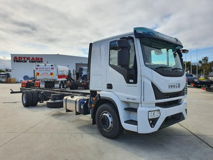 2020 IVECO ML160E28 E6 SLEEPER CAB MANUAL null null White