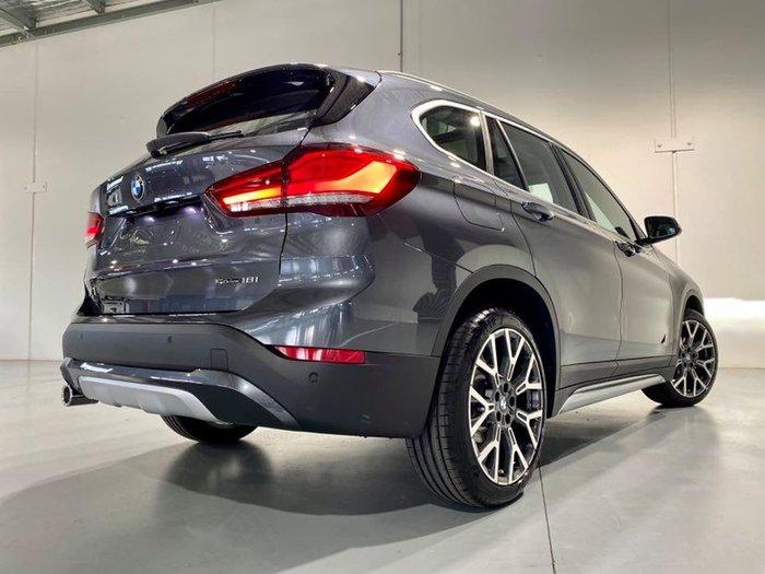 2020 BMW X1 sDrive18i F48 LCI Grey