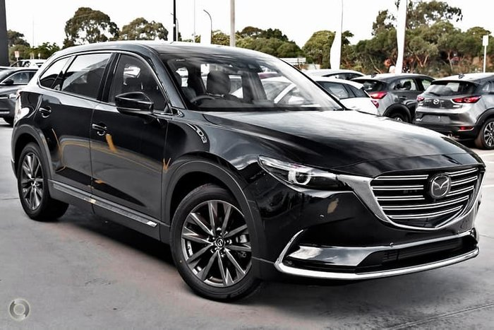 2020 Mazda CX-9 Azami TC Black