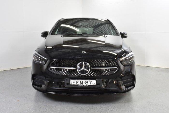 2019 Mercedes-Benz B-Class B180 W247 Black