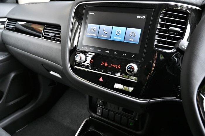 2020 Mitsubishi Outlander LS ZL MY20 Red
