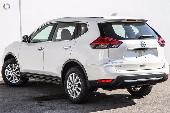 2020 Nissan X-TRAIL TS T32 Series II 4X4 On Demand White