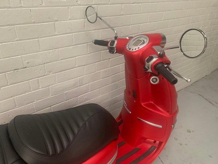 2020 Peugeot DJANGO 150 S Red