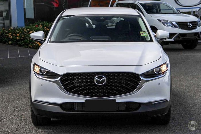 2020 Mazda CX-30 G20 Touring DM Series White