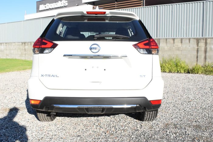 2020 Nissan X-TRAIL ST T32 Series II White