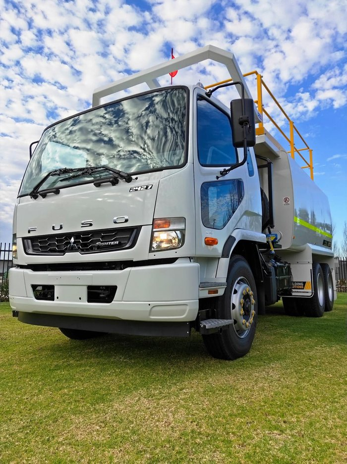 2020 FUSO FIGHTER 2427 null null White