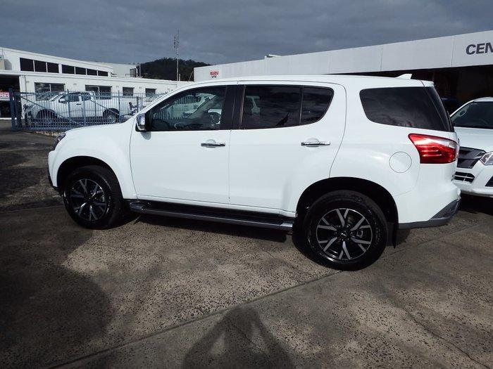 2020 Isuzu MU-X LS-U MY19 4X4 Dual Range White