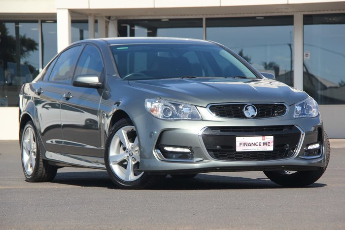2015 Holden Commodore SV6 VF Series II MY16 Grey