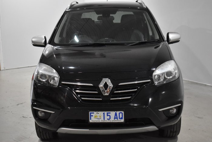 2014 Renault Koleos Bose H45 PHASE III Four Wheel Drive Black