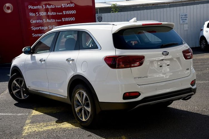 2020 Kia Sorento Sport UM MY20 4X4 On Demand White