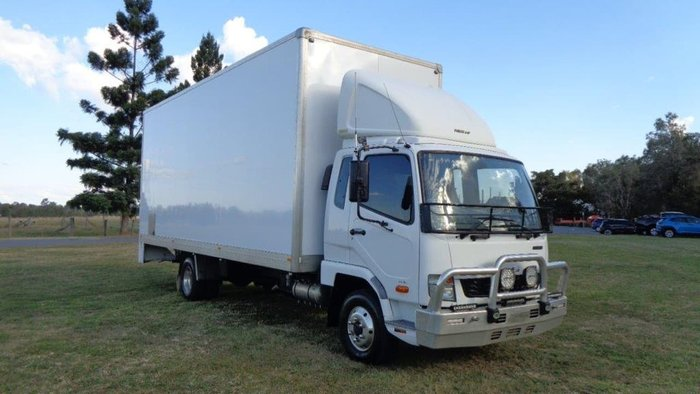 2016 FUSO FIGHTER null null White