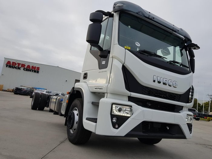 2020 IVECO ML120E25 EEV DAY CAB MANUAL null null white