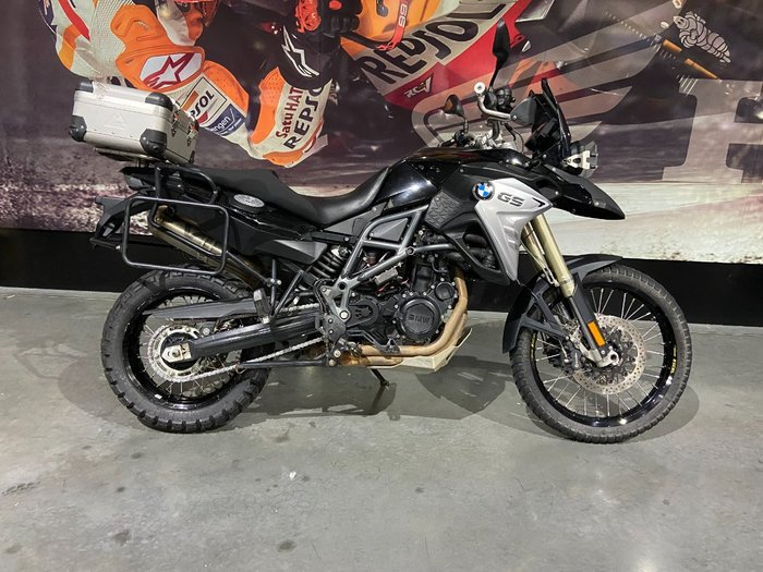 2016 Bmw F 800 GS Black
