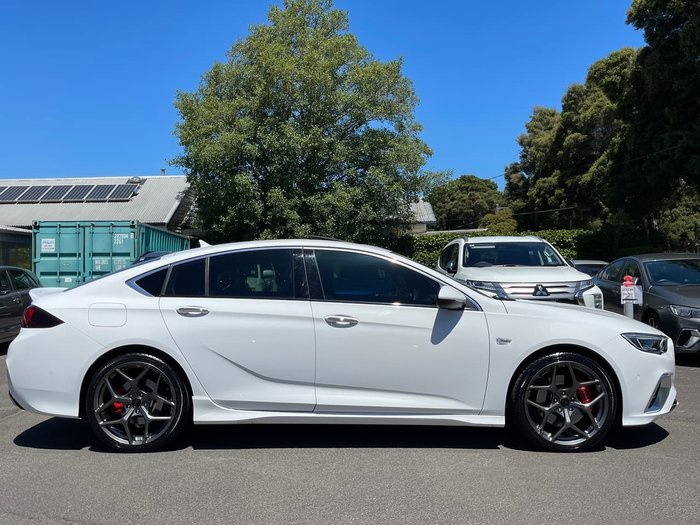 2019 Holden Commodore VXR ZB MY20 4X4 On Demand White