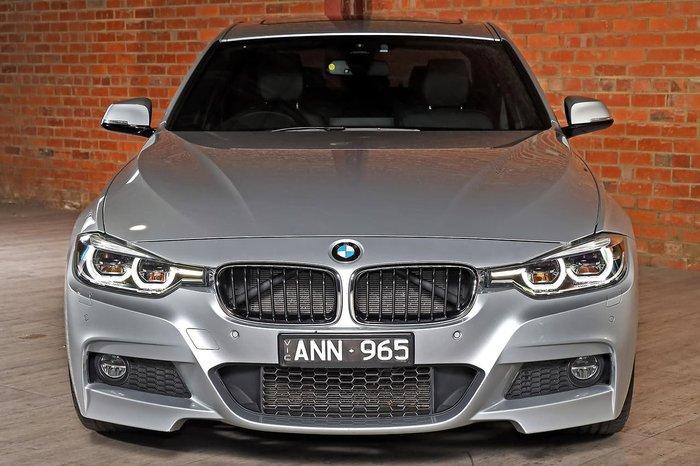 2016 BMW 3 Series 330i M Sport F30 LCI Silver