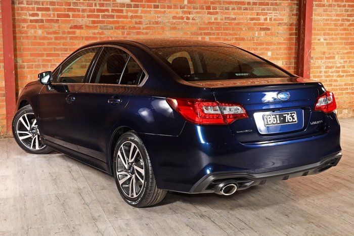 2020 Subaru Liberty 2.5i 6GEN MY20 Four Wheel Drive Blue