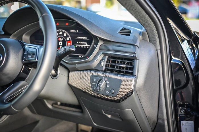2019 Audi S4 B9 MY19 Four Wheel Drive Black