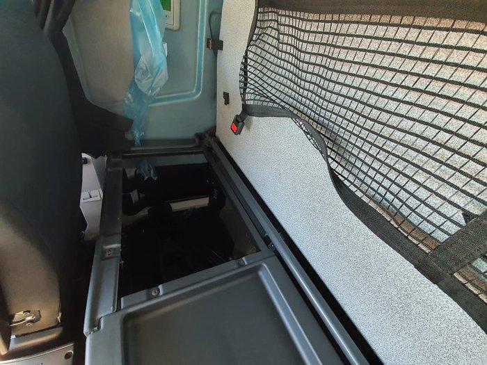 2021 IVECO EUROCARGO ML160 E6 SLEEPER AUTO WITH TRAY white