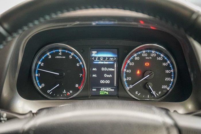2018 Toyota RAV4 GXL ASA44R 4X4 On Demand White