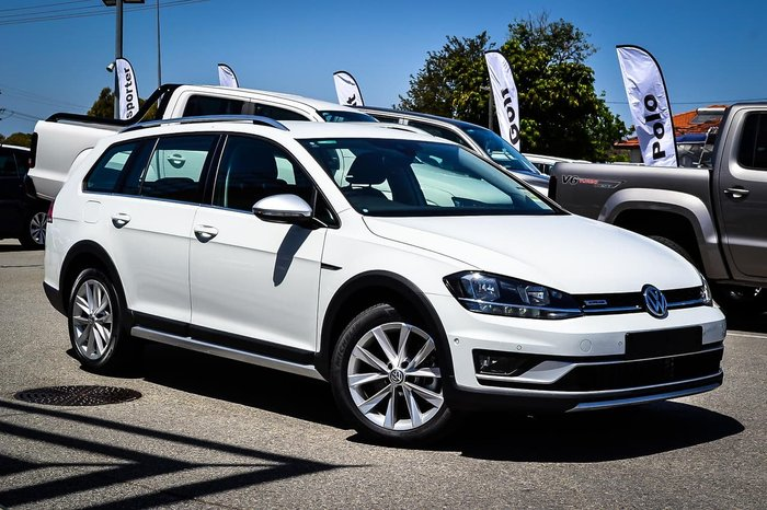 2019 Volkswagen Golf Alltrack 132TSI