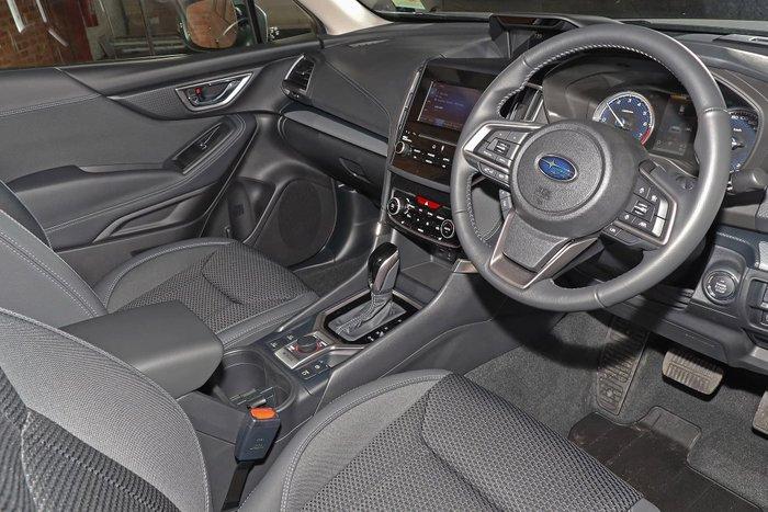 2020 Subaru Forester Hybrid L S5 MY20 Four Wheel Drive Silver